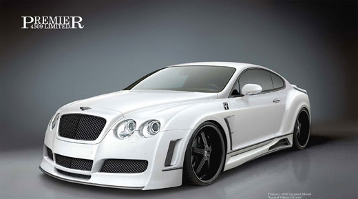 ヴェイルサイド(Veilside)Bentley Continental GT