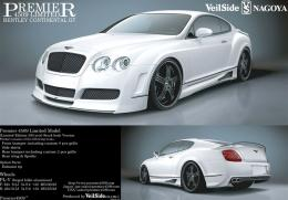 Bentley Continental GT Complete Kit